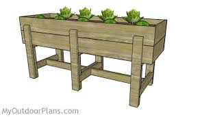 elevated garden beds. Elevated Garden Bed Plans Beds A