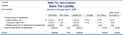Changing Quickbooks Sales Tax Rates Mid Year Practical