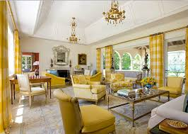 Yellow Living Room Decor Ideas To Daccor Home With Yellow Color Interior Designing