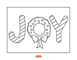 Small Picture 35 Christmas Coloring Pages for Kids Shutterfly