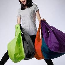 1pc Portable Folding Shopping <b>Bag Large Nylon Bags</b> Thick <b>Bag</b> ...