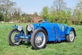 From conquering more powerful machinery in grand prix to endurance races such as le mans, mille miglia, brooklands double twelve and targa florio, the 37a. 1957 Bugatti Type 37 Tribute For Sale At Auction