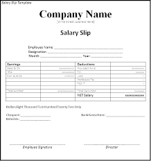 Pay Stub Templates Excel Pay Stub Template Microsoft Metabots Co