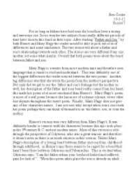 essay pyscopath essay