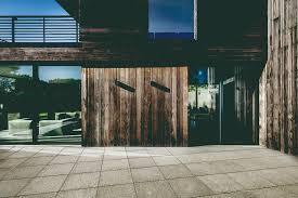 Widerstandsfähige Holzfassade Detail Magazin Für Architektur