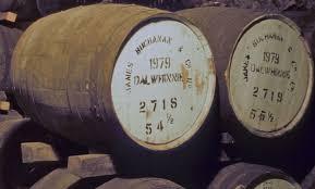 stack wine barrels. A Wooden Cask At Dalwhinnie Stack Wine Barrels