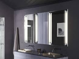 Lighted Bathroom Mirror Cabinet