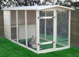 before ing a kennel for dogs the size of your dog ought to be chosen in view