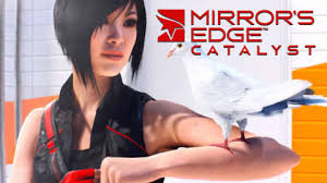 mirror edge. mirror\u0027s edge catalyst - launch trailer mirror