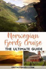 norway is a must see destination for nature we went on a cruise