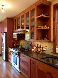 Mission Style Cabinets Kitchen Craftsman Kitchen White Craftsman Kitchen With Its Emphasis On