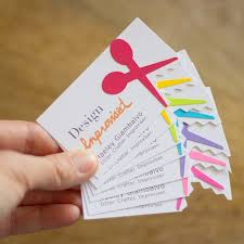 tie dye business cards stand out with diy business cards bri on floral design business