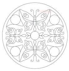 Mandala Disegno Da Colorare Gratis 92 Disegni Da Colorare E