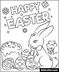 We also have a collection of cards to color in so you can create a beautiful homemade cards. Happy Easter Card Coloring Page Classic Kizi Free 2021 Printable Super Coloring Pages For Children Easter Super Coloring Pages