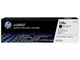 <b>Тонер Картридж HP 128A CE320AD</b> черный x2уп. для HP ...