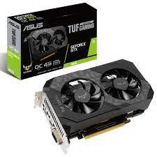 ASUS TUF GeForce GTX 1650 OC 4GB GDDR6 128 Bit Ekran Kartı - Gaming.Gen.TR