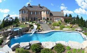 Massive Backyard RenovationHuge Backyard Pool