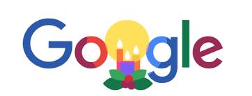 Google Doodle - Doodle Serie Frohe Feiertage 2019 von Google