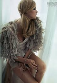 L Officiel Paris Erin Heatherton In Macadam Cowboy By Patric
