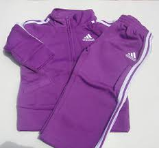 girls purple top.  Purple Image Is Loading ADIDASNWTGirlsTrackSuitJacketTopPants For Girls Purple Top W