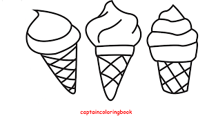 ice cream for kids coloring book ice cream coloring book for childrens how to draw ice cream drawing coloring pages