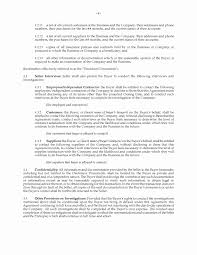 Confidentiality Agreement Template Word Unique Inspiration ...