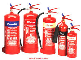 Fire Extinguisher Manufacturer And Types Of Extinguishers Kanex Fire