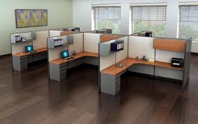 office cubicle desks. L Shape Cubicle Desk Workstation With Storage Office Desks T