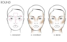 makeup for round eyes and best how to contour your face tips and techniques for each