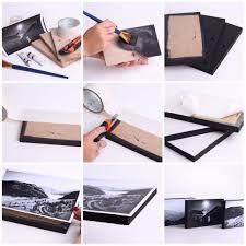 diy photo frame tutorial
