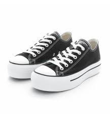 converse platform. sneakers converse chuck taylor all star platform 540266c black converse