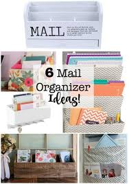 when mail enters your home you need both a routine to deal with it as