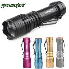FLASH SALE] Đèn pin cầm tay siêu sáng có sạc 3500LM có thể thu phóng tiện  lợi chất lượng cao