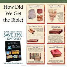 Rose Bible Maps And Charts Did You Know The Bibles Many Forms Free Echart Rose