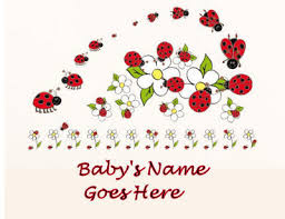 ladybugs wall decals stickers art and