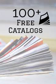 request 150 free catalogs list of 100 free catalogs