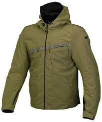 macna mood textile jackets green best loved macna reactor leather jacket leading retailer