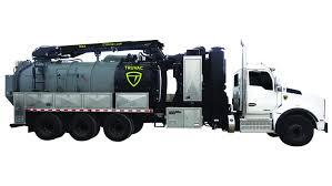 Hydro Excavator Truck Vacuum Excavation Growing In Popularity And Awareness