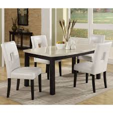 furniture lovely white top dining table 45 pictures of and chairs for small spaces modern