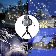 Snowfall Lights Amazon Amazon Com Snowfall Led Lights Christmas Projector Lights