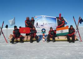 essay on indian expedition to antarctica