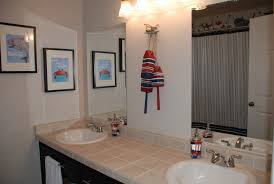 Bathroom  Cute Stylish Bathroom Designs For Kids With Striped - Kids bathroom remodel