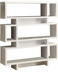 White modern bookshelf Elegant White Modern Bookcase Bookshelf For Living Room Office Or Bedroom The Ultimate Green Store Heres Great Deal On White Modern Bookcase Bookshelf For Living