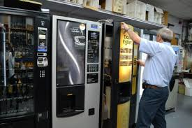 Vending Machine Engineer Training Interesting Machine Repairs