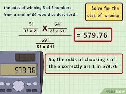 Baba Ijebu Lotto Chart 3 Ways To Calculate Lotto Odds Wikihow
