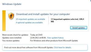 Microsoft Security Bulletins For May 2012 Released Wti
