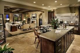 Open Concept Kitchen Living Room Design Ideas Sortra Classy Design  Inspiration