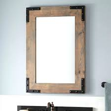 wooden mirror frame frames for crafts design