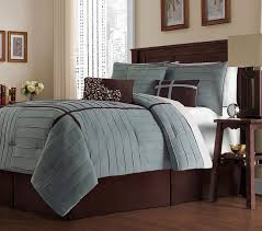 bedding light blue king bedding navy blue and tan comforter set navy blue full size