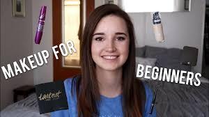 how do you start wearing makeup